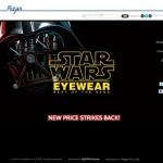 メガネの愛眼のサイトがニクい「スター・ウォーズ」の世界観を忠実に再現